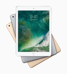 Apple выпускает новый 9,7-дюймовый iPad за $329