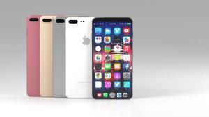 Bloomberg: выпуск iPhone с новым дизайном и безрамочным OLED экраном состоится в этом году