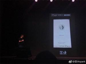Команда Pangu продемонстрировала джейлбрейк iOS 10.3.1