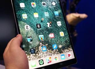 Обзор iPad Pro 10.5