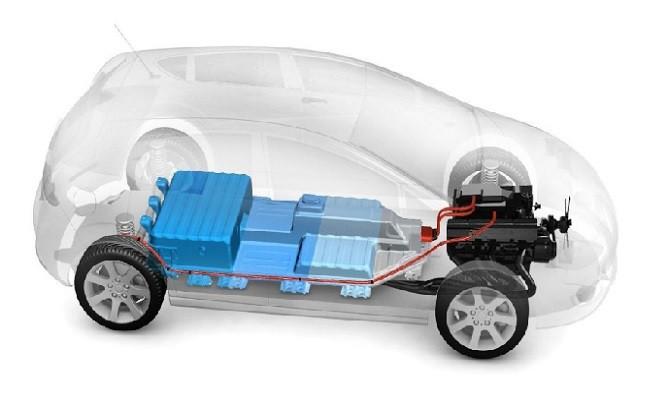 Apple работает скитайской компанией над батареями для электромобилей
