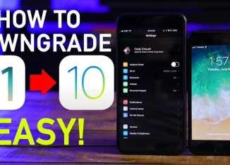 downgrade-ios-11-ios-10