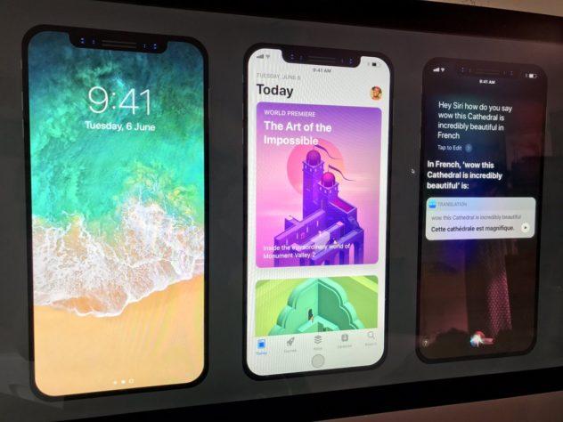 Процессор iPhone 8 появился нафото