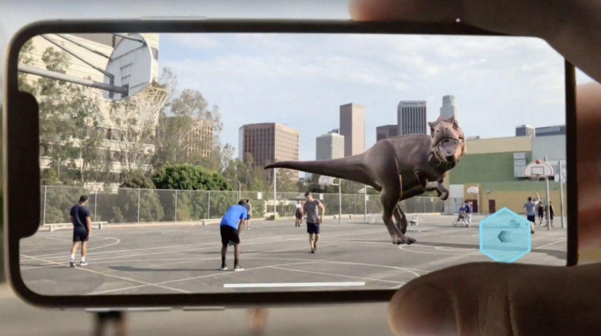 Вышла новая ОС iOS 11 для iPhone иiPad