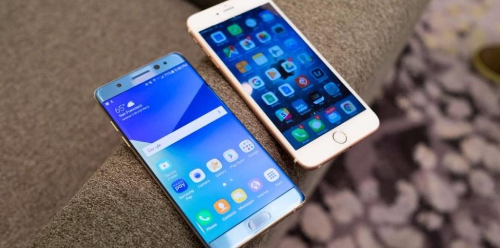 Samsung-Galaxy-Note-8-vs-Apple-iPhone-7-1