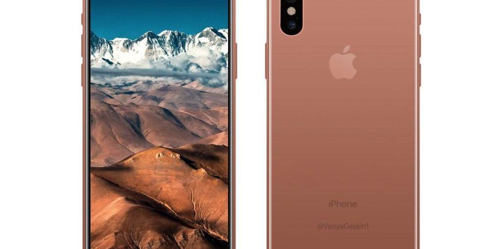 iPhone-8-Copper-render