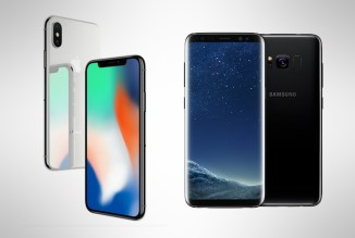 iPhone-X-vs-Galaxy-S8