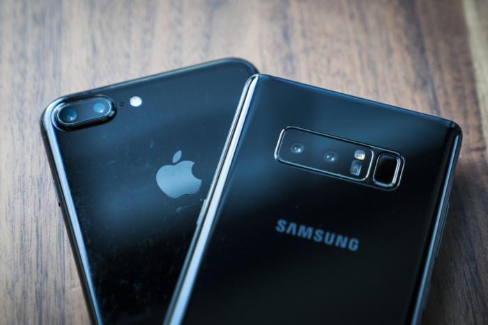 Смартфон Самсунг Galaxy Note 8 получил первое место врейтинге DxOMark