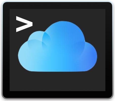 access-icloud-drive-terminal-mac