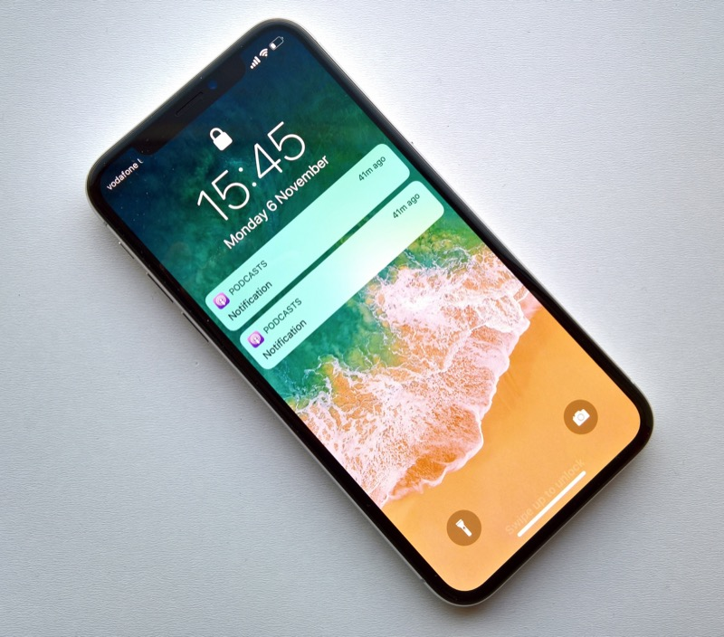 Проблема напроблеме: уiPhone Xнайден новый дефект