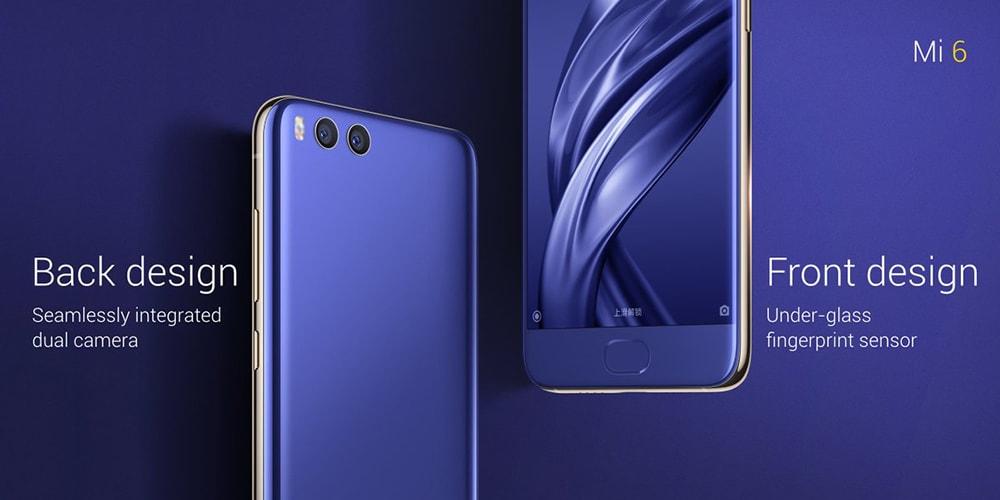 Винтернете появились фото задней панели телефона Xiaomi Mi6X