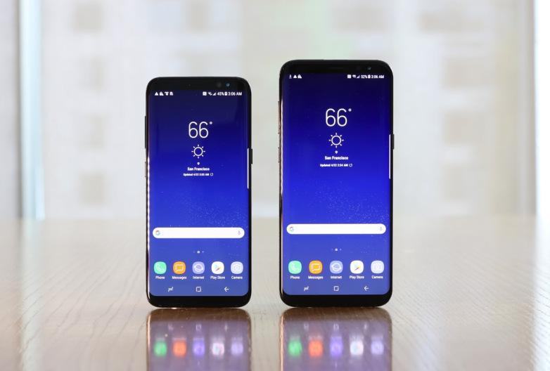 Galaxy S9 будет представлен наMWC 2018— Самсунг