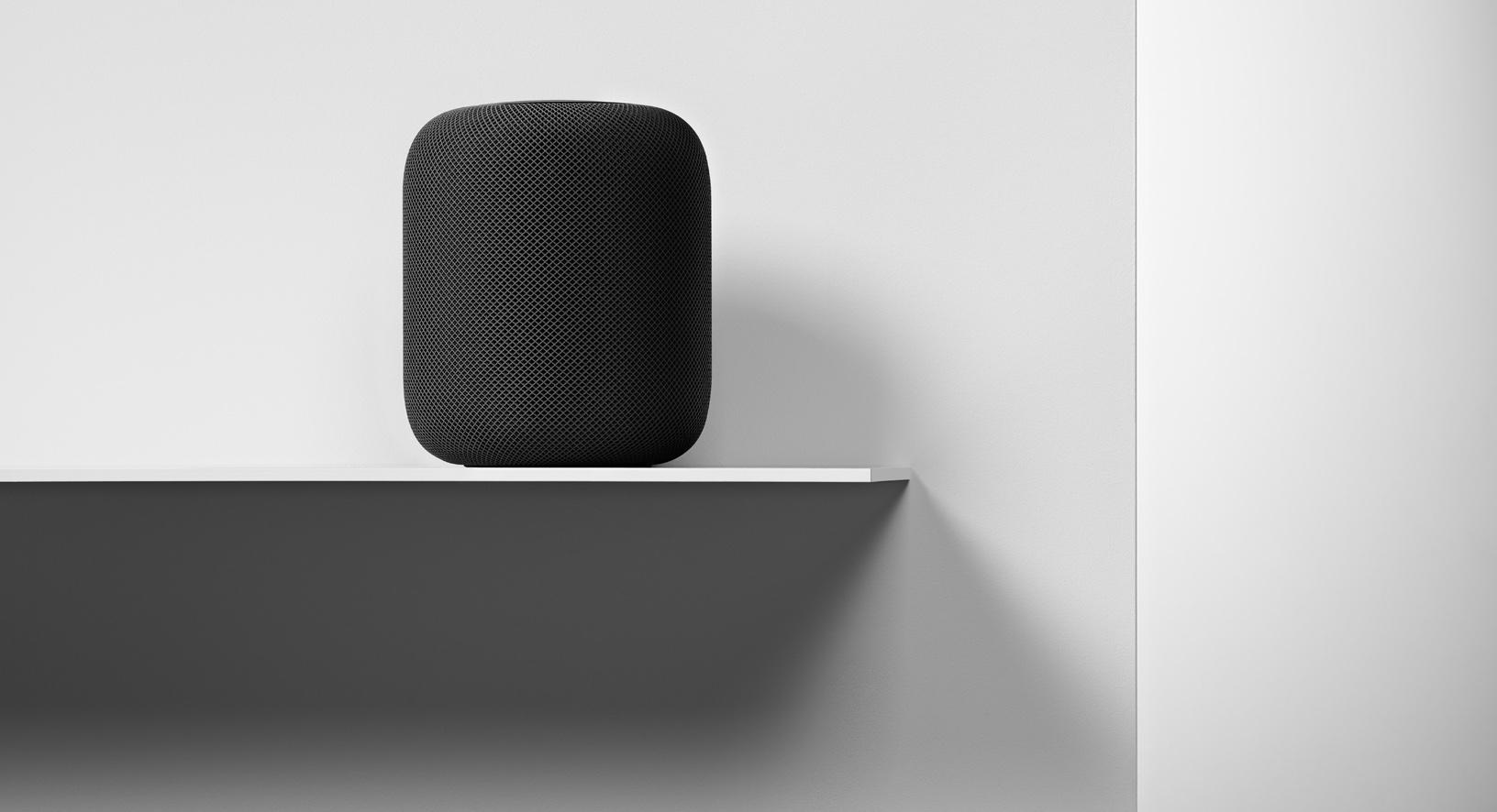 Apple поведала, скакими музыкальными сервисами работает HomePod