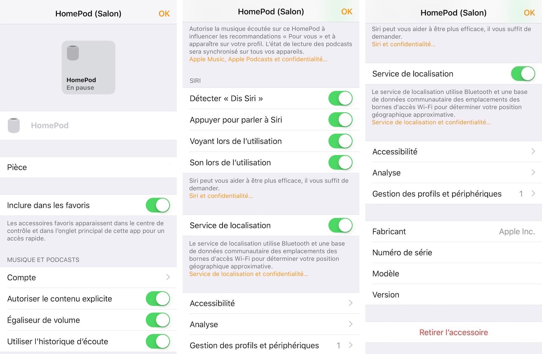 Apple обнародовала список источников для умной колонки HomePod
