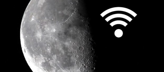 On the Moon will be LTE by 2019