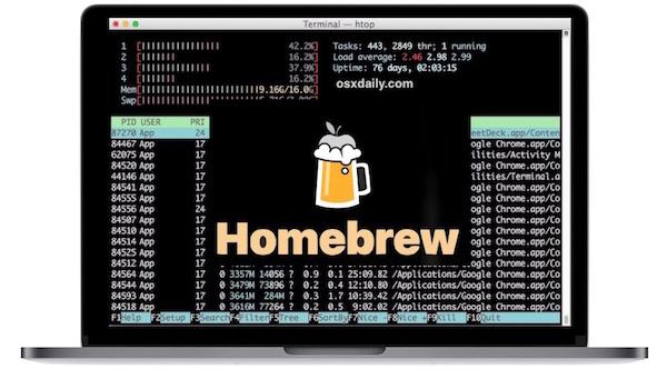top-homebrew-packages-mac