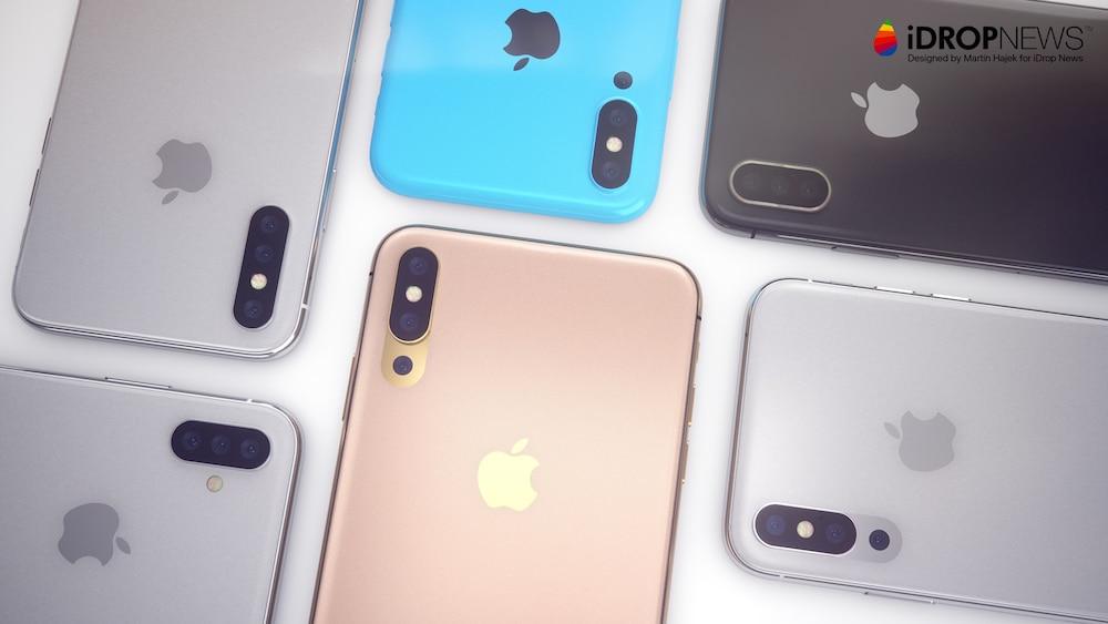 Как будет выглядеть iPhone стремя камерами