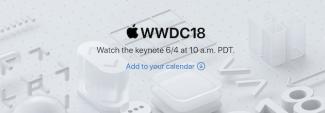 WWDC2018LiveStreamAnnounce