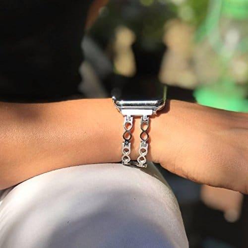 Infinity-Bangle-Apple-Watch-Series-4