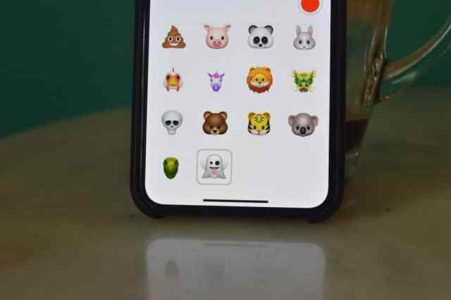 iOS-12-New-Animojis