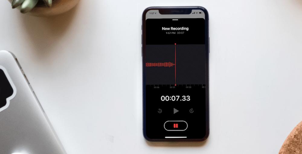 iOS-12-New-Voice-Memos-App