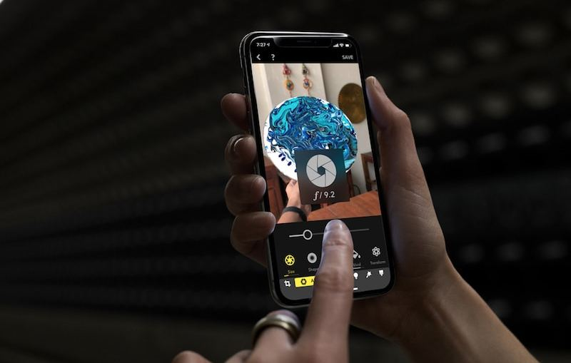 iPhone-Depth-Effect-Editing-iPhone-X