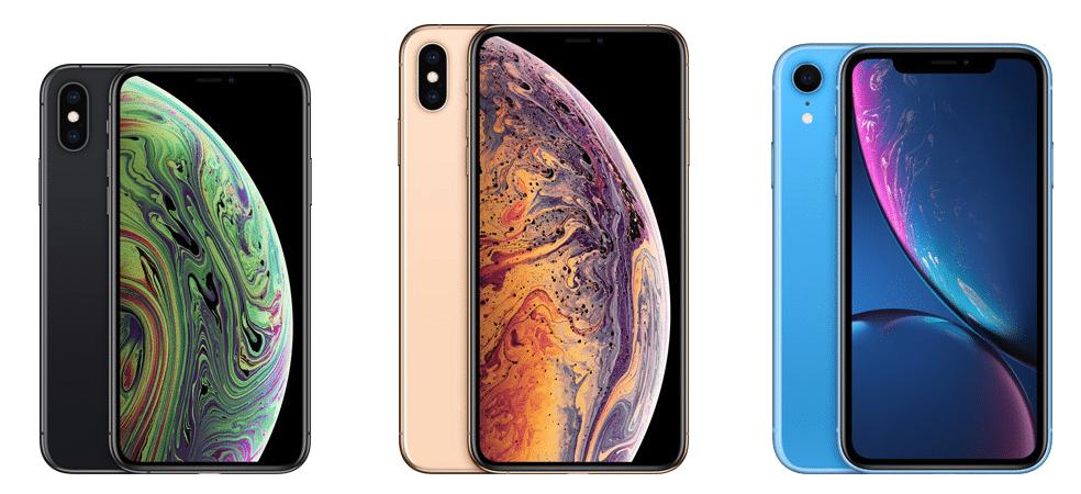 iPhoneXS-iPhoneXR