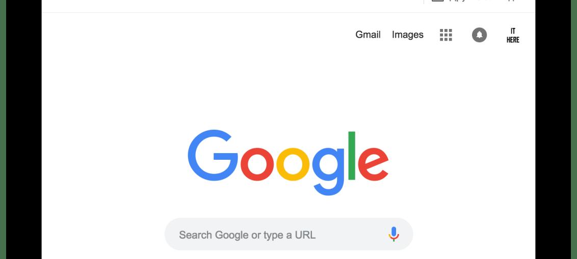 новый дизайн google chrome