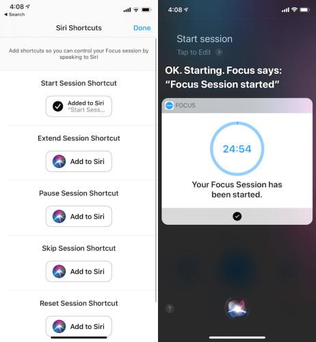 Focus-iOS-12-Siri-Shortcuts