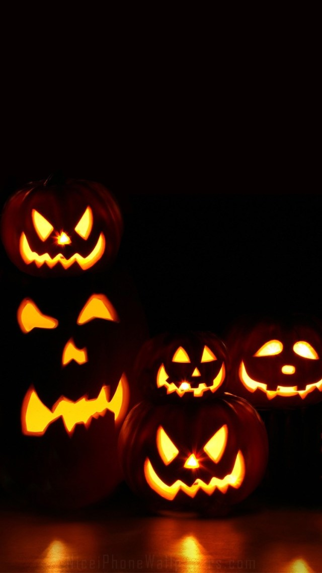 Halloween Iphone 6/6 Plus Wallpaper And Background regarding Halloween Backgrounds Iphone 6