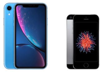 iPhone-XR-iPhone-SE