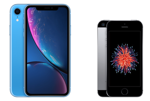 iPhone-XR-iPhone-SE