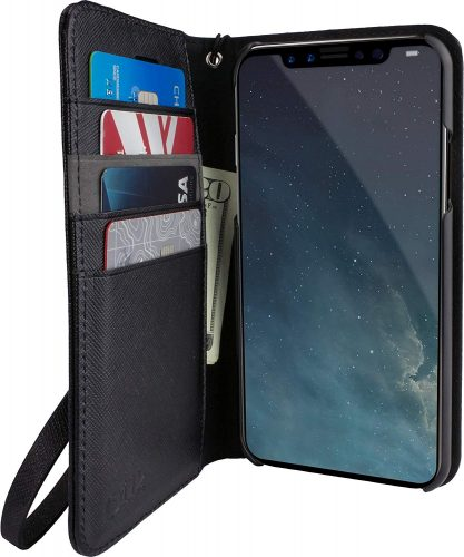 silk-black-iphone-xr-wallet-case-417×500