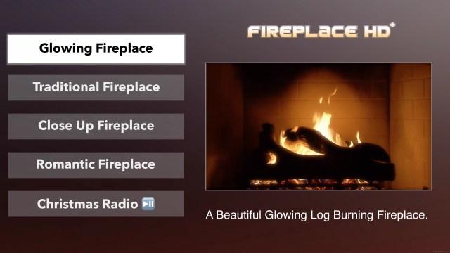 Fireplace-HD-Plus-Apple-TV