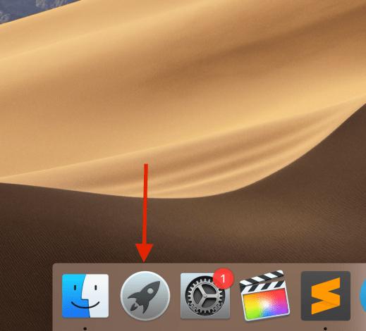 Launchpad macOS