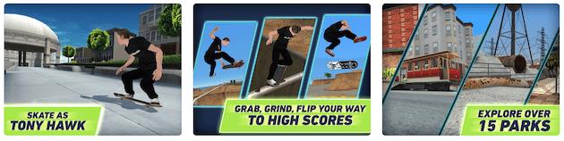 TonyHawks-SkateJam-iOSgame