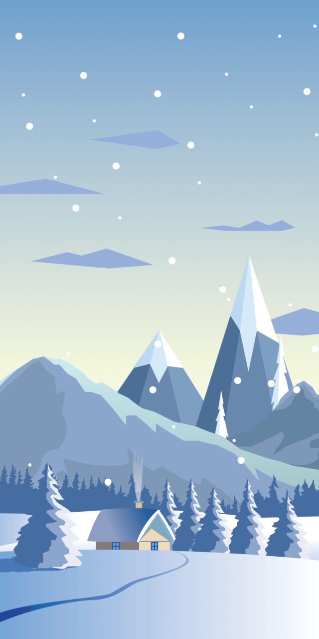 home-house-snow-covered-mountain-background-iphone-wallpaper-ongliong11-768×1536