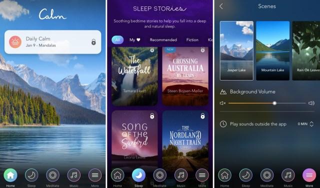 Calm-app-on-iPhone