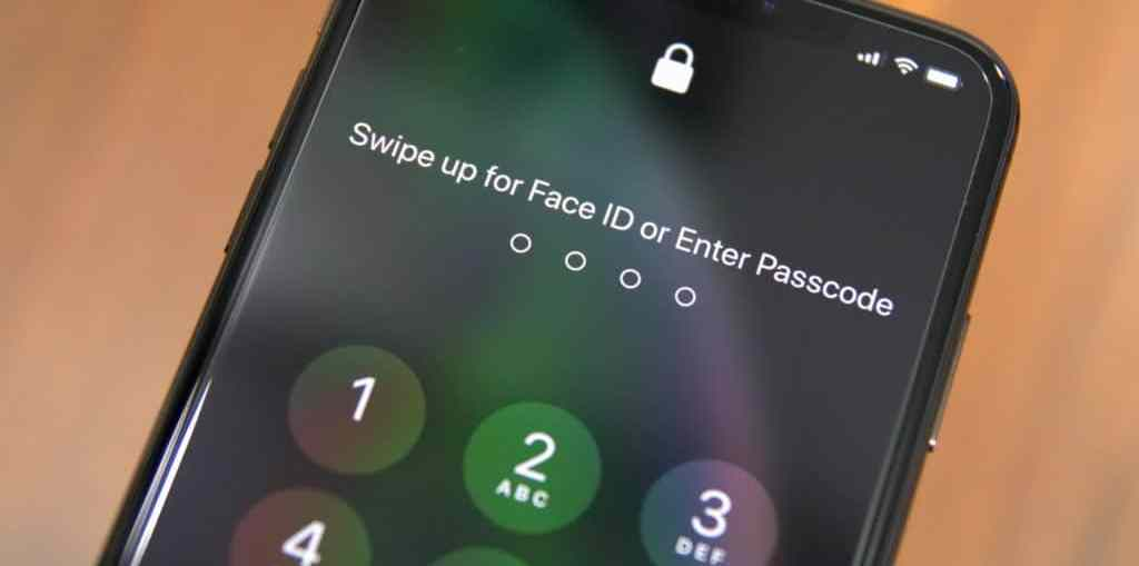 Face-ID-problems