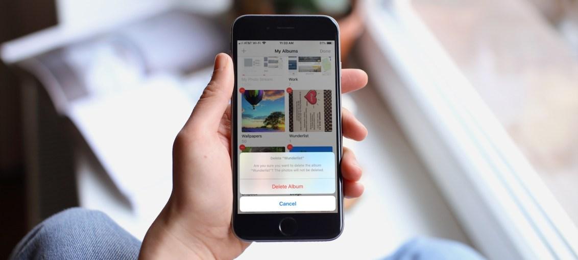 Confirm-Delete-Photo-Album-on-iPhone