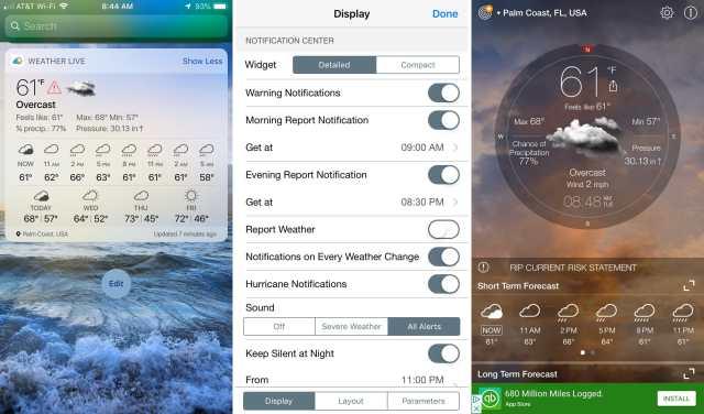Widget-Weather-Live-on-iPhone
