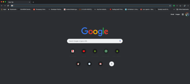 chrome-dark-mode