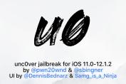 unc0ver-ios12