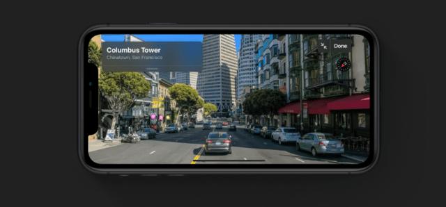 iOS-13-Maps-Look-Around-Street-View