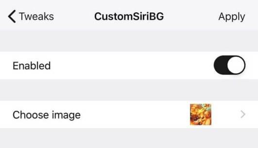 CustomSiriBG-Prefs
