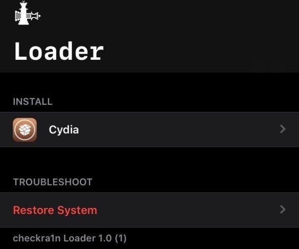 Checkra1n-Loader