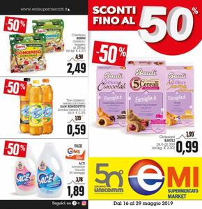Supermercati a Fano  Volantini e offerte