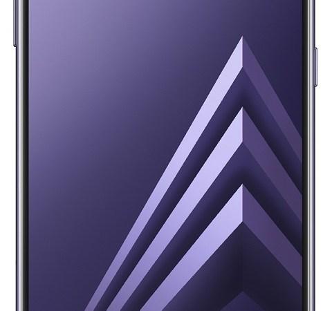 Samsung præsenterer den nye Galaxy A8(2018) med dobbelt frontkamera og stor Infinity-skærm