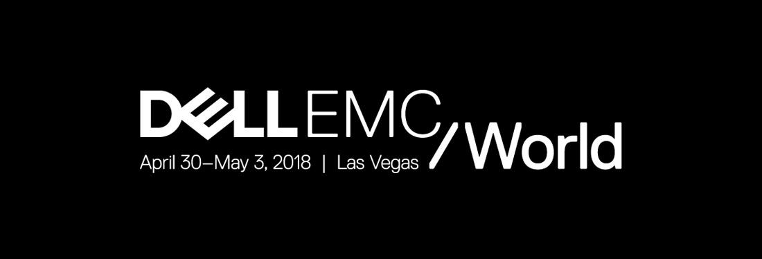 Dell EMC World 2018 – Las Vegas 1