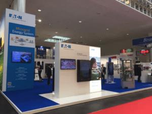 Eaton sætter spot på miljøet med SF6-fri løsning på Hannover Messe 1